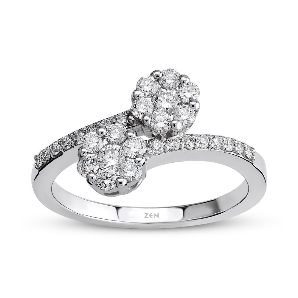 Togetherness Reina Diamond Ring