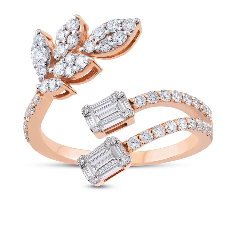 Baguette Diamond Ring
