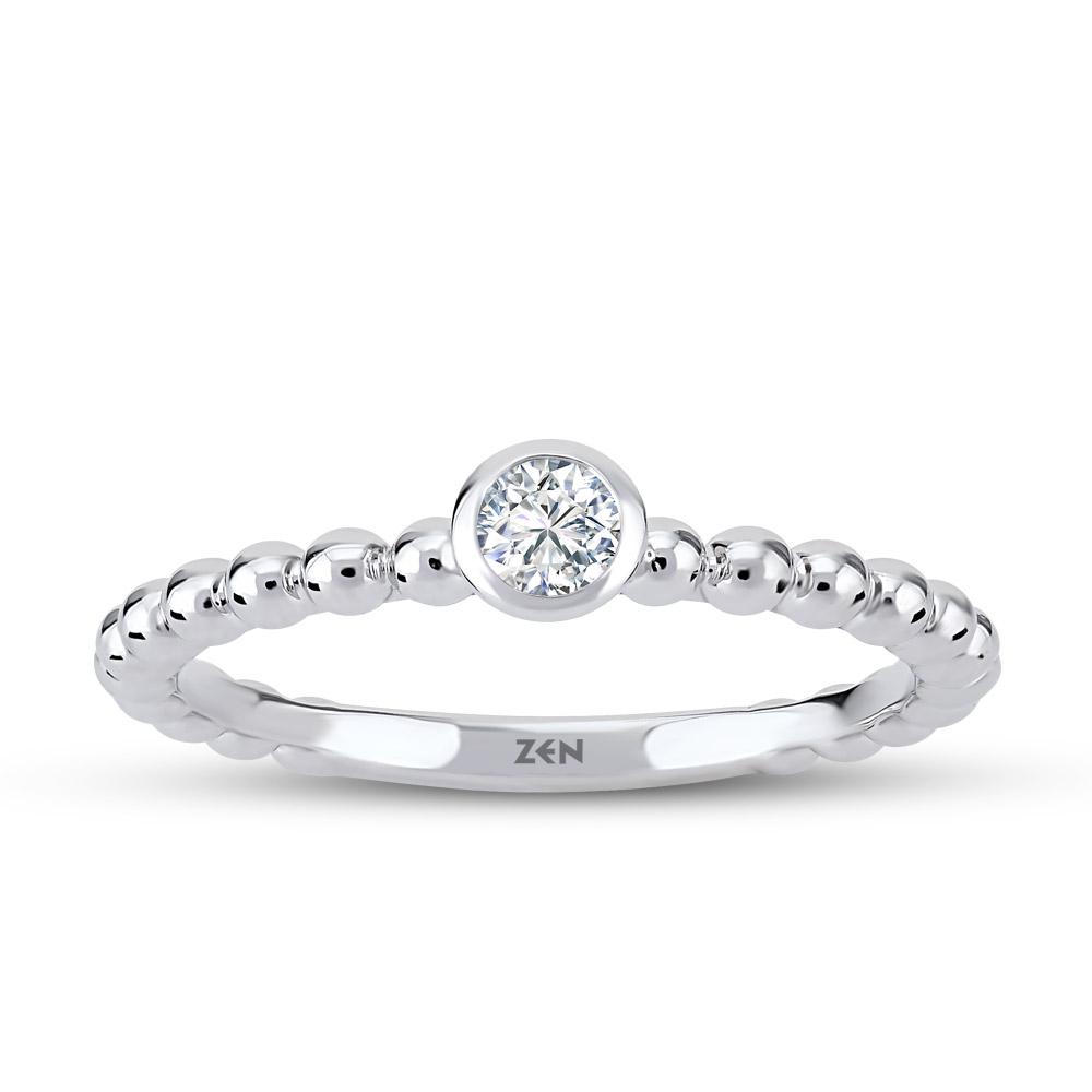Forevermark Tribute Solitaire Diamond Ring