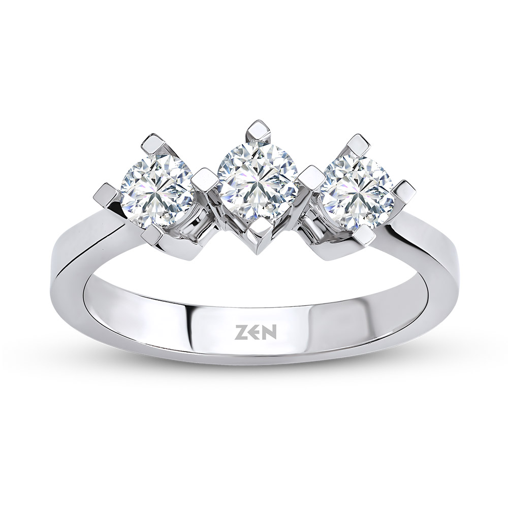 Forevermark Tria Diamond Ring