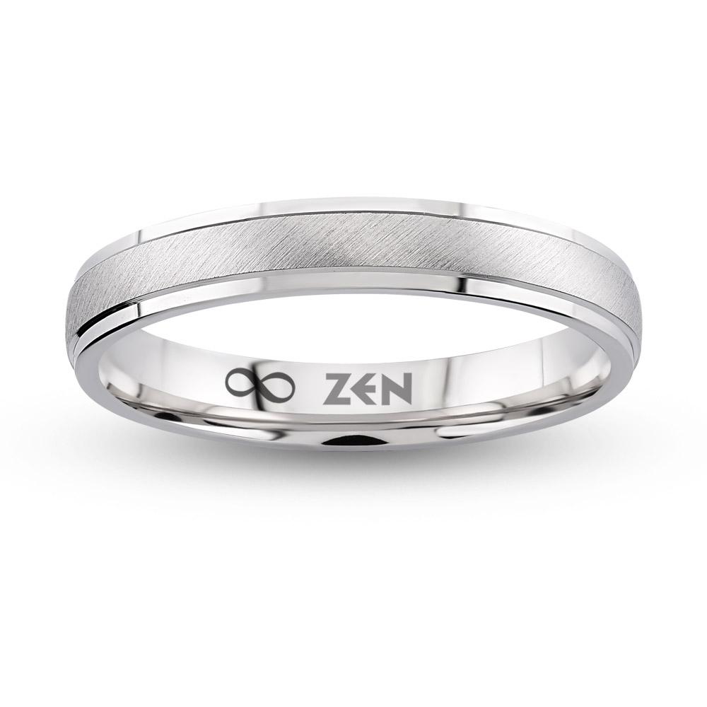 Modern Wedding Ring