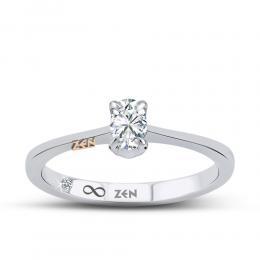 Forevermark Solitaire Diamond Ring